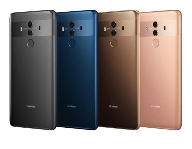 Huawei Mate 10, Pro