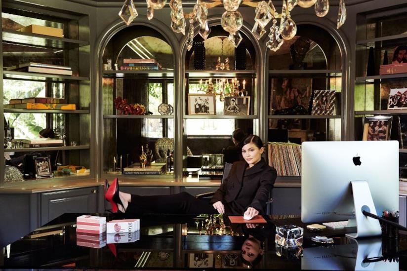 Kylie Jenner su Forbes