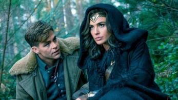 Una scena di Wonder Woman