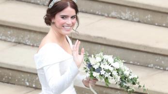 Principessa di York, abito da sposa