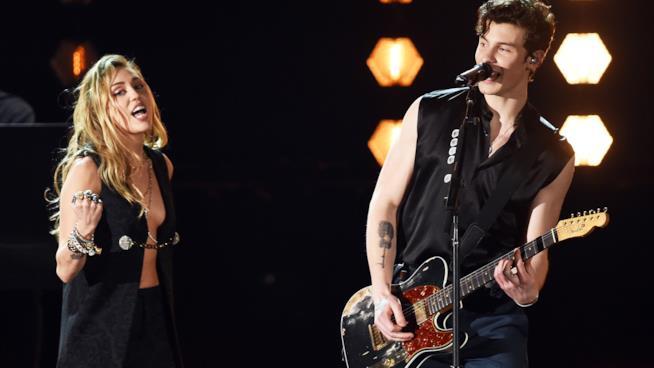 Shawn Mendes ai Grammy Awards