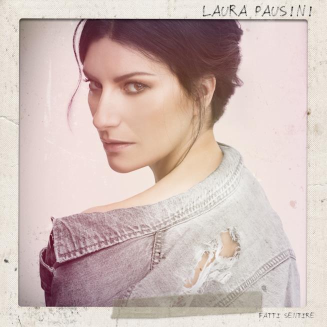 cover album Fatti sentire Laura Pausini