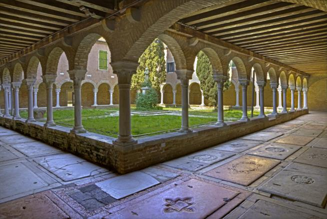 Orti della Chiesa di San Francesco della Vigna
