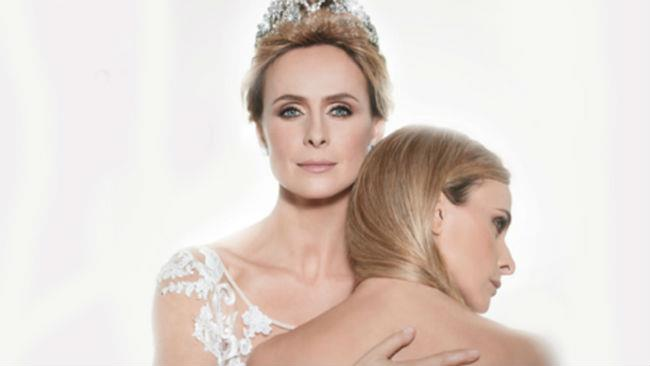 Serena Autieri nel musical Diana & Lady D