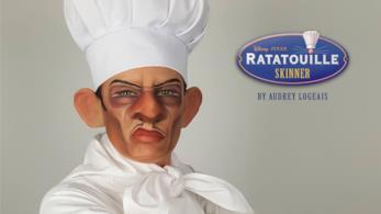 Il cuoco Skinner di Ratatouille
