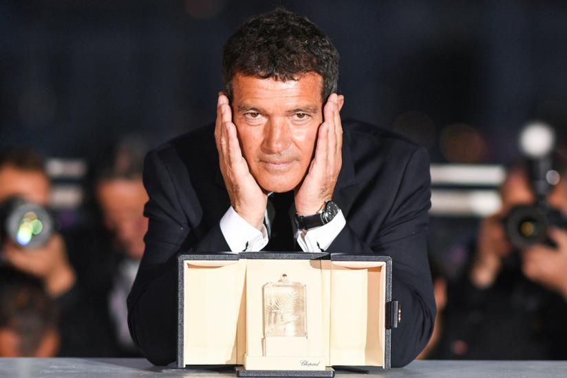 Antonio Banderas a Cannes