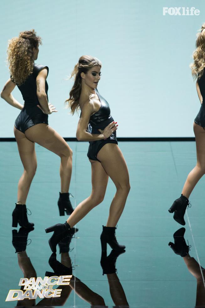 Cristina Marino, ottavo serale di Dance Dance Dance 2