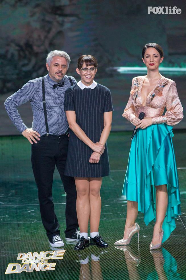 Susy Laude e Dino Abbrescia, quinto serale di Dance Dance Dance 2