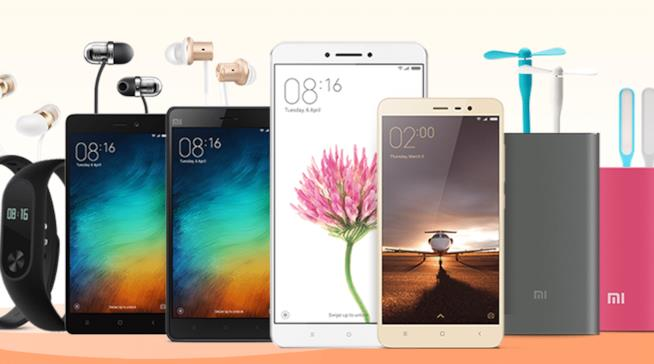 Prodotti Xiaomi