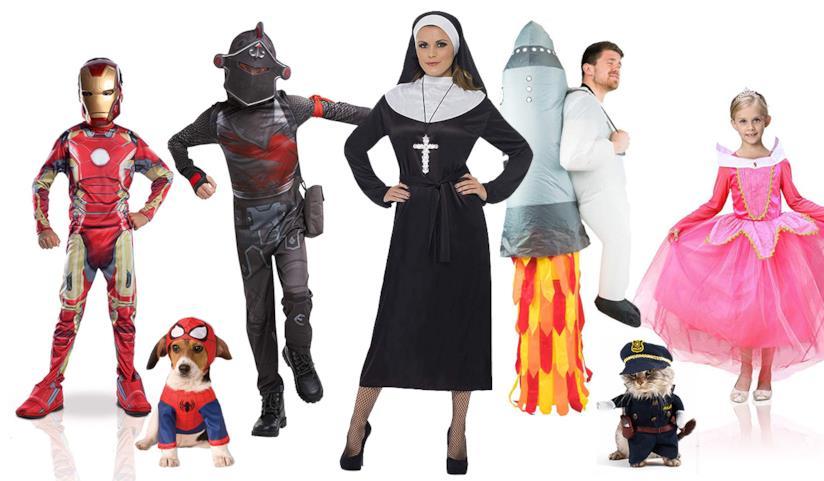 sito autorizzato uomo cerca genuino Vestiti di carnevale tante idee per adulti, ragazzi e bambini