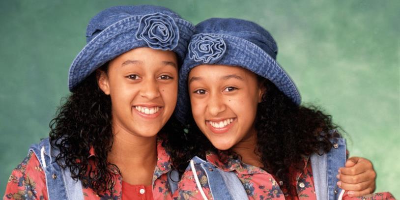 Tia e Tamera Siste Sister