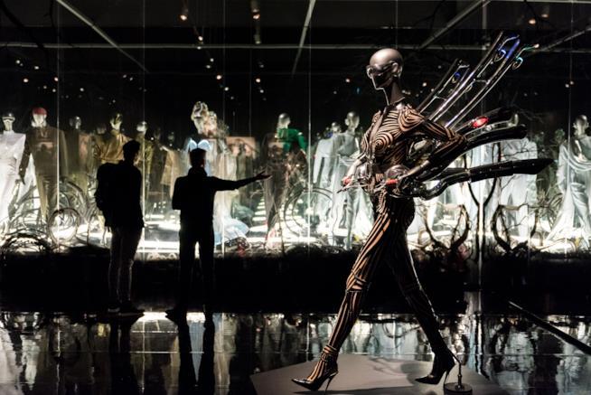 La mostra di Thierry Mugler a Montreal
