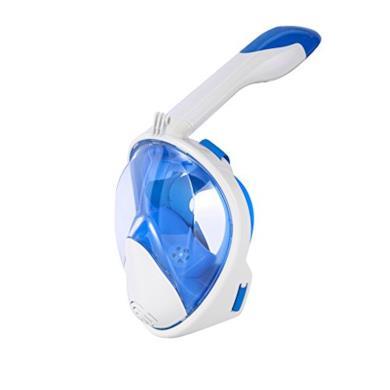 Maschera da snorkeling per la respirazione integrale