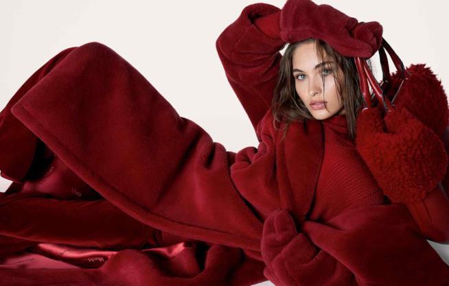 La mostra dedicata ai cappotti di Max Mara 159e9ff9557