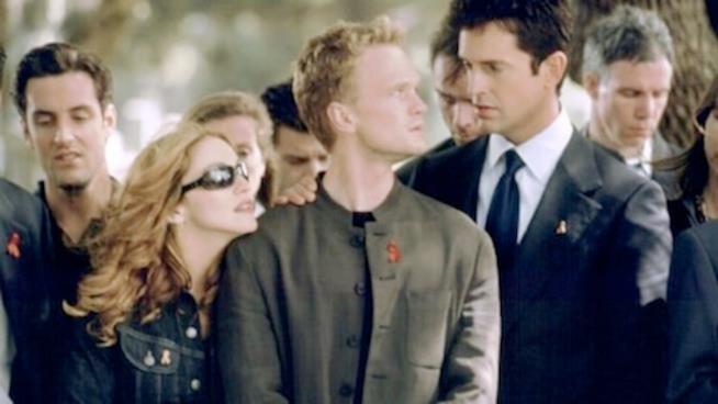 Madonna ha recitato anche in Evita