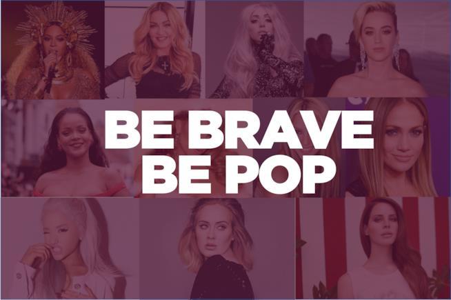 Be brave be pop: la top 10 delle donne nella musica pop