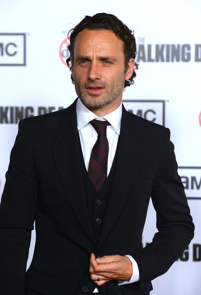 Andrew Lincoln, la star di The Walking Dead