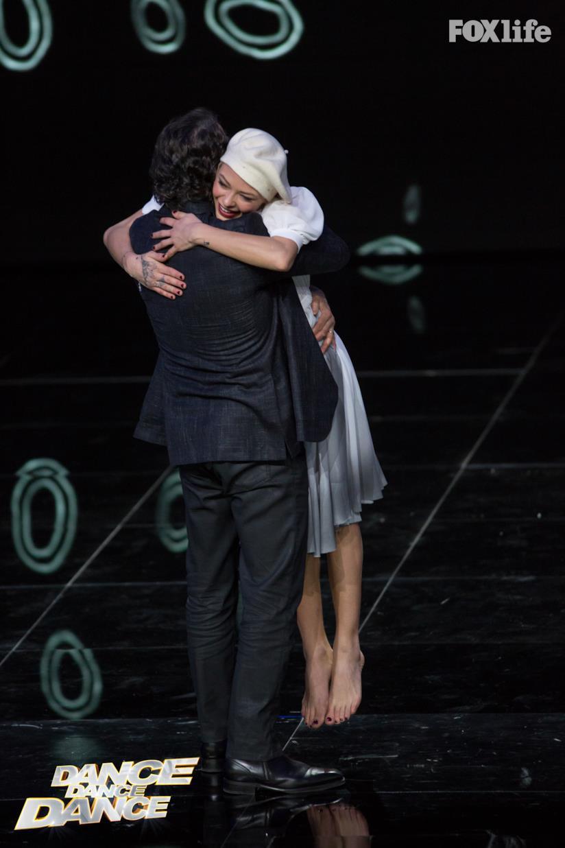 Giulia Provvedi e Daniel Ezralow