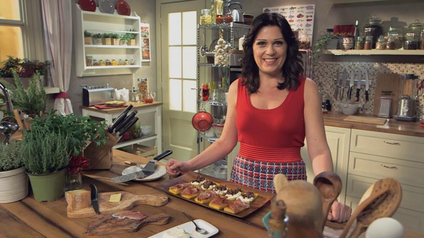 Sonia Peronaci, cuoca natalizia