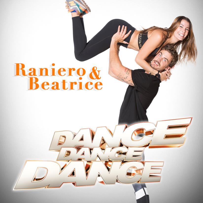 Raniero Monaco di Lapio e Beatrice Olla saranno in Dance Dance Dance