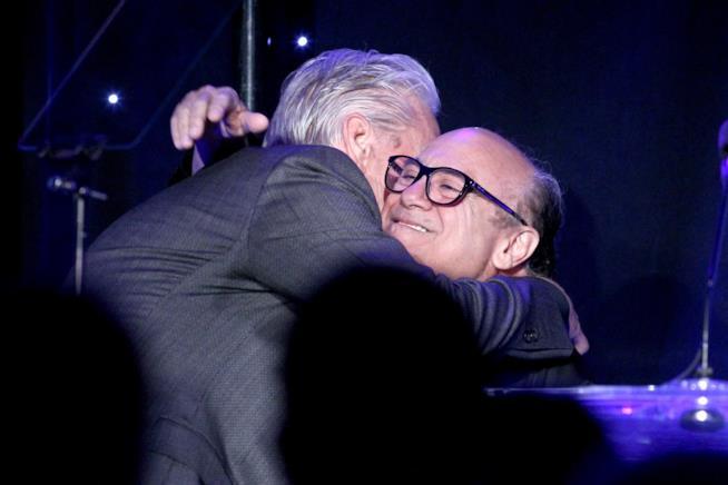 Michael Douglas e Danny DeVito