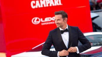 Bradley Cooper al Campari Lounge