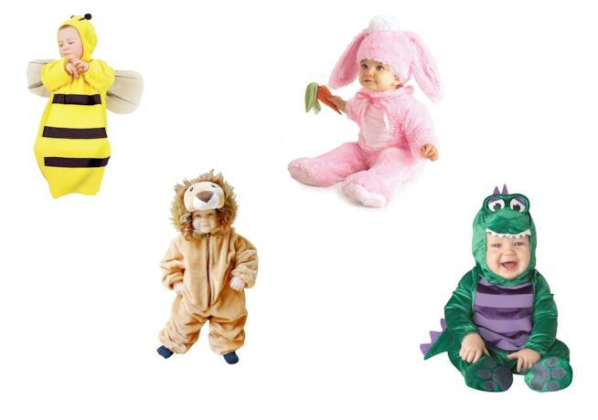 Costumi di carnevale da animali