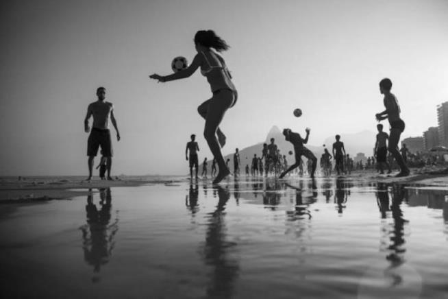 Simone Monte The Game, Rio de Janeiro, Brazil 2015