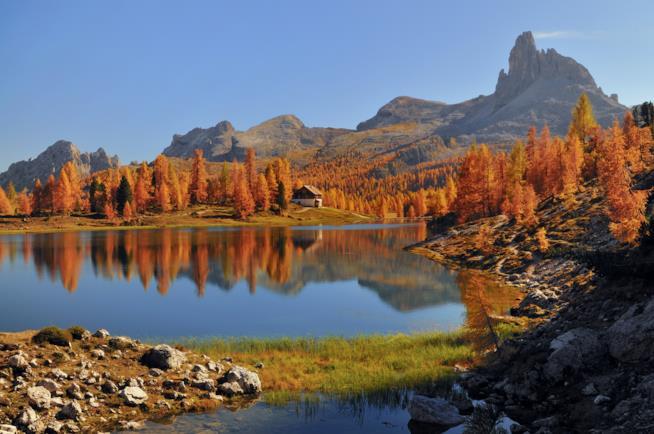 Passeggiate tra le Dolomiti bellunesi di Cortina d'Ampezzo