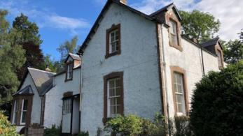 La casa d'infanzia di J.M. Barrie