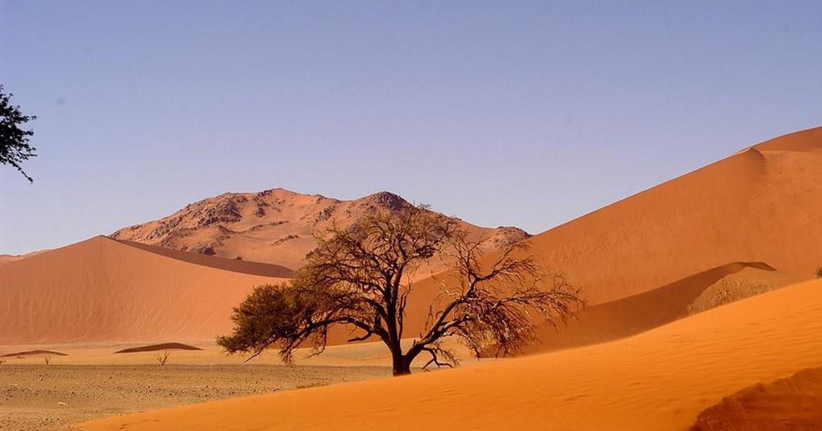 Alla scoperta della Namibia, meta del viaggio di nozze del Principe Harry e Meghan Markle
