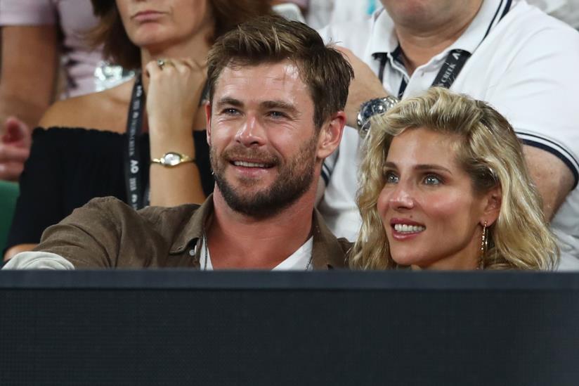 Chris Hemsworth ed Elsa Pataky