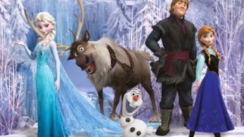 I protagonisti  del Classico Disney Frozen