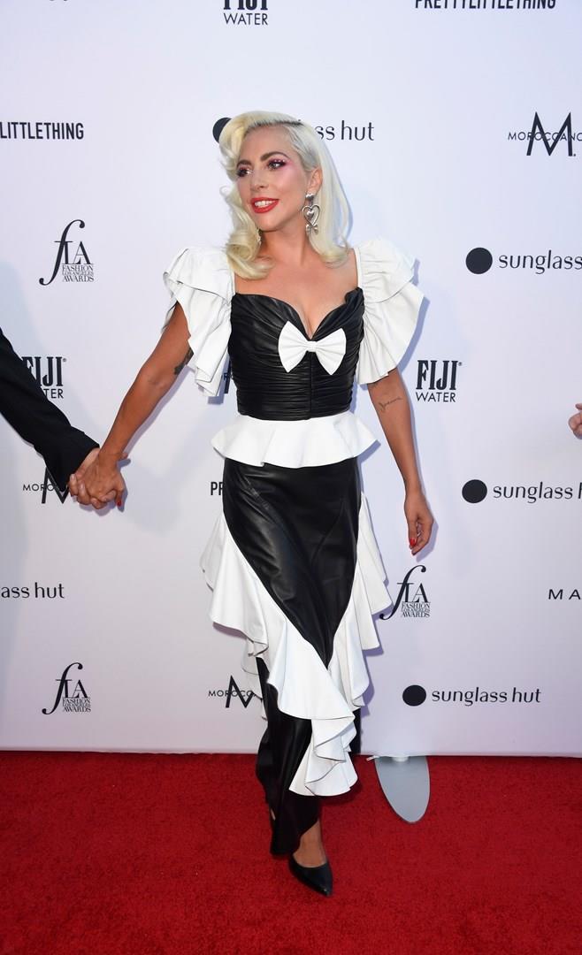 Lady Gaga sul red carpet