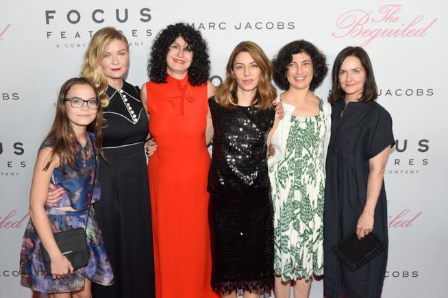 Sofia Coppola miglior regista a Cannes 2017 per L'inganno