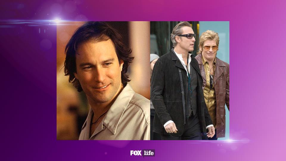 Aidan Shaw: John Corbett ha recentemente fatto parte del cast di NCIS: Los Angeles e Parenthood.