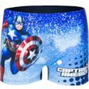 Marvel Avengers - Costume Boxer Pantaloncino Mare Piscina