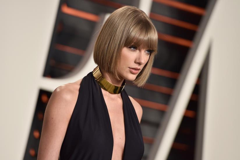 La cantante Taylor Swift