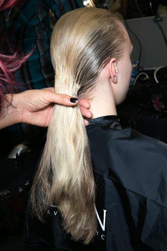 Mechès capelli biondi
