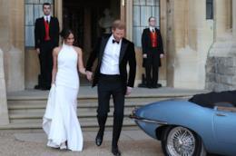 L'abito Stella McCartney delle nozze di Meghan Markle