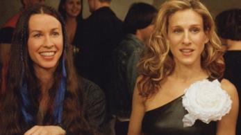 Alanis Morissette è Dawn nella terza stagione di Sex and the City