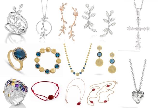 Idee regalo gioielli per la festa della mamma