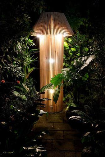 Lampada da tavolo Wood Lamp