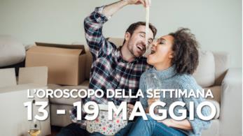 L'oroscopo della settimana, 13 - 19 Maggio 2019