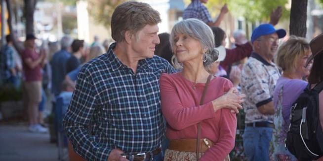 Robert Redford e Jane Fonda in Our Souls a Night