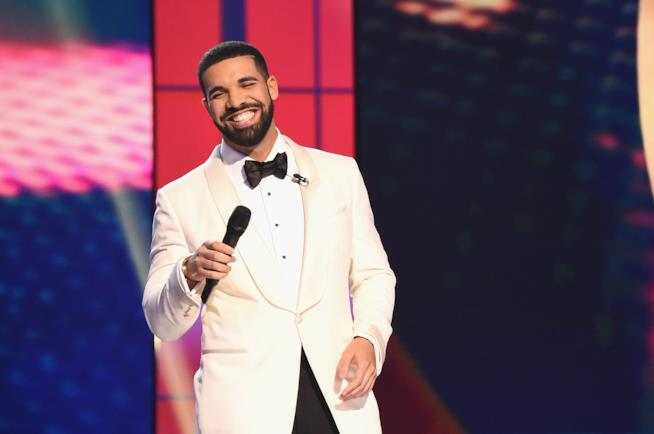 Il rapper Drake