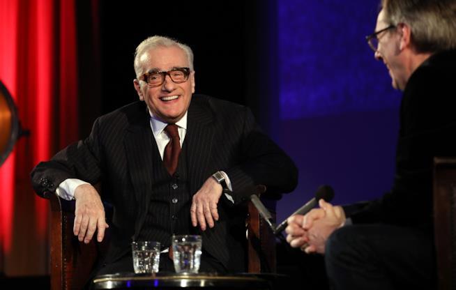 Martin Scorsese in una recente intervista