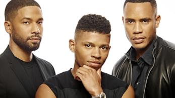 Un'immagine promozionale di Empire con i 3 fratelli Lyon