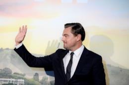 L'attore Leonardo DiCaprio