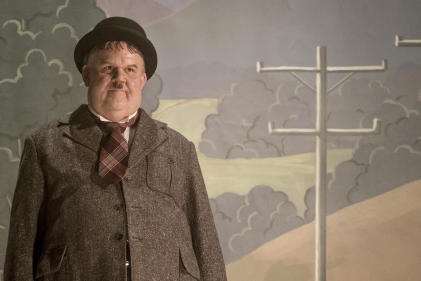 Nel film Stanlio & Ollio l'attore John C. Reilly lascia sbalorditi per somiglianza e bravura con Ollio